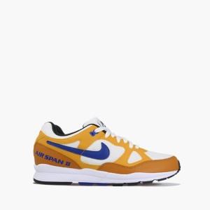 נעליים נייק לגברים Nike Air Span II - לבן/כתום