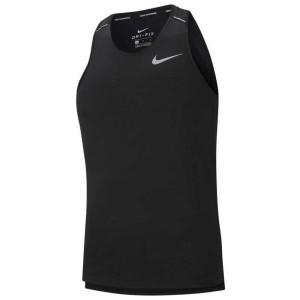 ביגוד נייק לגברים Nike Dry Cool Miler - שחור