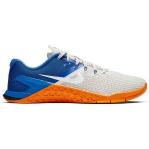נעליים נייק לגברים Nike Metcon 4 XD - כחול/כתום
