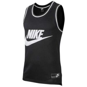 ביגוד נייק לגברים Nike Sportswear STMT Mesh - שחור