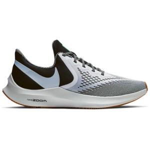 נעליים נייק לגברים Nike Zoom Winflo 6 SE - שחור/תכלת