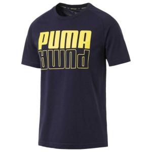 ביגוד פומה לגברים PUMA Modern Sports Logo - כחול