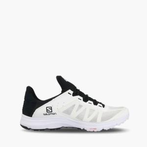 נעלי טיולים סלומון לגברים Salomon Amphib Bold - לבן/שחור