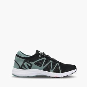 נעלי טיולים סלומון לגברים Salomon Crossamphibian Swift 2  - שחור