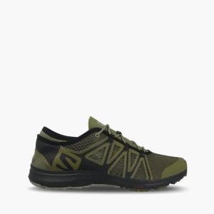 נעלי טיולים סלומון לגברים Salomon Crossamphibian Swift 2  - ירוק