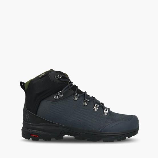 נעליים סלומון לגברים Salomon Outback 500 Gore Tex GTX - שחור/אפור