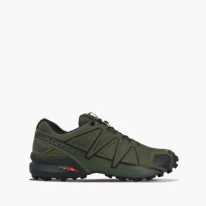 נעלי טיולים סלומון לגברים Salomon Speedcross 4 - ירוק