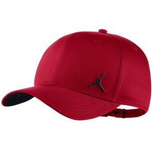 אביזרי ביגוד נייק לנשים Nike CLC99 METAL JUMPMAN - בורדו/אדום