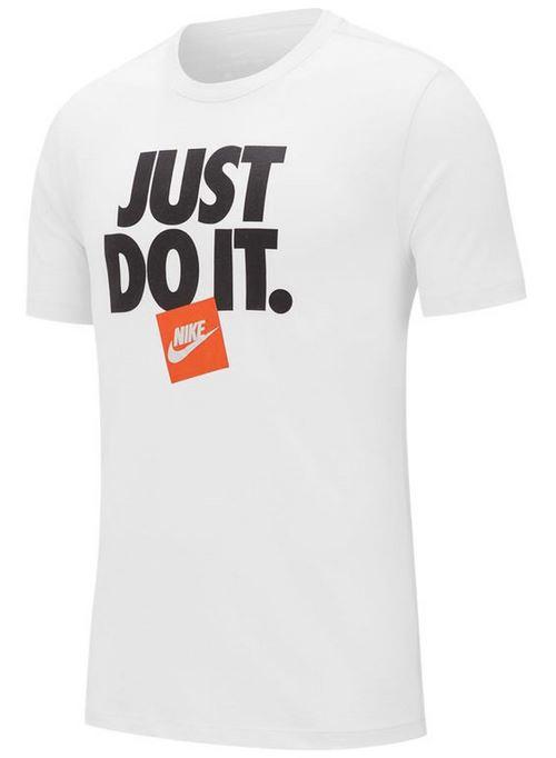 ביגוד נייק לגברים Nike HBR 3 - לבן