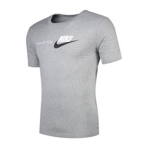 ביגוד נייק לגברים Nike SBN CORE - אפור
