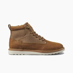 נעליים ריף לגברים Reef HI BOOT TX - חום