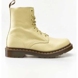 מגפיים דר מרטינס  לנשים DR Martens 1460 - צהוב