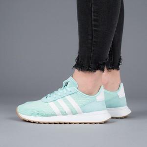 נעליים Adidas Originals לנשים Adidas Originals Flashback Runner - תכלת