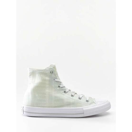 נעלי סניקרס קונברס לנשים Converse Chuck All Star - ירוק בהיר