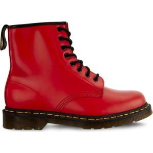 מגפיים דר מרטינס  לנשים DR Martens 1460 - אדום