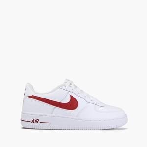 נעליים נייק לנשים Nike Air Force 1-3 - לבן/אדום