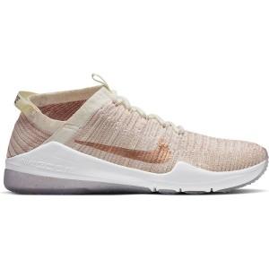 נעליים נייק לנשים Nike Air Zoom Fearless Flyknit 2 Metallic - בז'