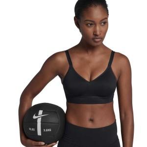ביגוד נייק לנשים Nike Indy Breathe - שחור