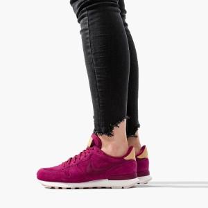 נעליים נייק לנשים Nike Internationalist  - בורדו