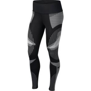 ביגוד נייק לנשים Nike Power Gym Best Veneer - שחור/אפור