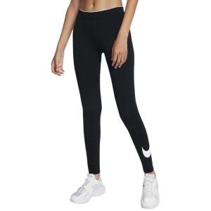 ביגוד נייק לנשים Nike Sportswear Club Logo 2 - שחור