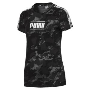 ביגוד פומה לנשים PUMA Camo Pack - שחור