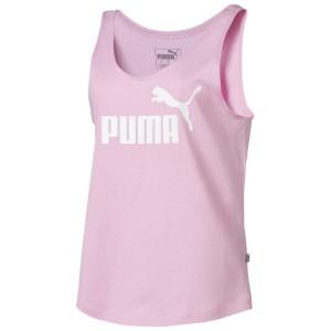 ביגוד פומה לנשים PUMA ESS Logo - ורוד