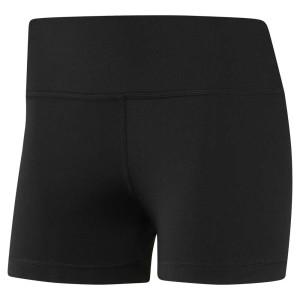 ביגוד ריבוק לנשים Reebok Workout Ready Hot Shorts - שחור
