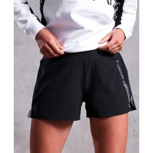 ביגוד סופרדרי לנשים Superdry Active Loose Shorts - שחור