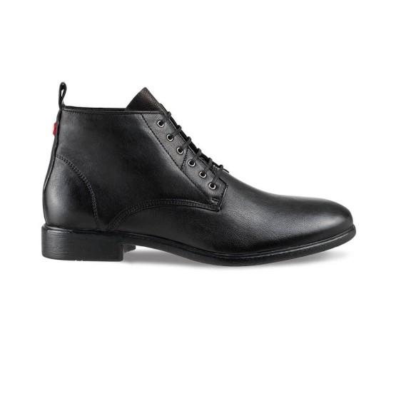נעליים נו ברנד לגברים NOBRAND Tasty - שחור