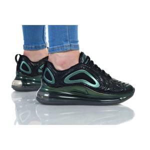 נעליים נייק לנשים Nike Air Max 720 - שחור/ירוק