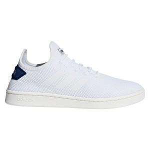 נעליים אדידס לגברים Adidas  Court Adapt - לבן