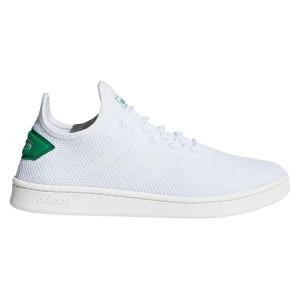 נעליים אדידס לגברים Adidas  Court Adapt - לבן/ירוק