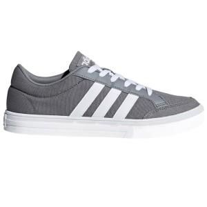 נעליים אדידס לגברים Adidas  VS Set - אפור