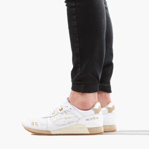 נעליים אסיקס לגברים Asics Gel-Lyte III - לבן