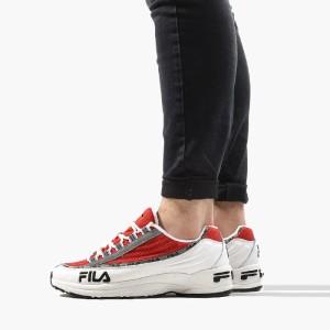 נעליים פילה לגברים Fila Dragster - לבן/אדום