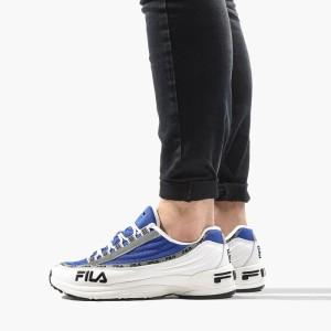 נעליים פילה לגברים Fila Dragster DSTR97 - כחול/לבן