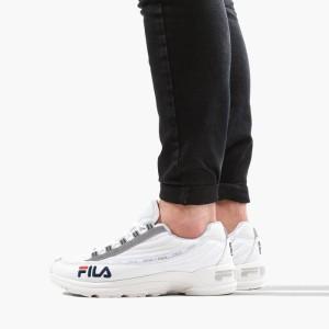 נעליים פילה לגברים Fila Dragster DSTR97 - לבן