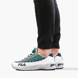 נעליים פילה לגברים Fila Dragster DSTR97 - לבן/ירוק