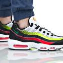 נעליים נייק לגברים Nike AIR MAX 95 - צבעוני/לבן
