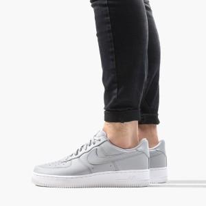 נעליים נייק לגברים Nike Air Force 1 07 - אפור בהיר