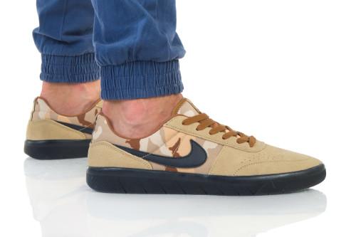 נעליים נייק לגברים Nike SB TEAM CLASSIC - בז'