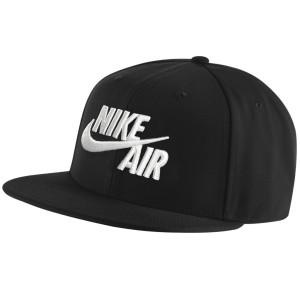 אביזרי ביגוד נייק לנשים Nike NSW PRO CAP AIR CLASSIC - שחור