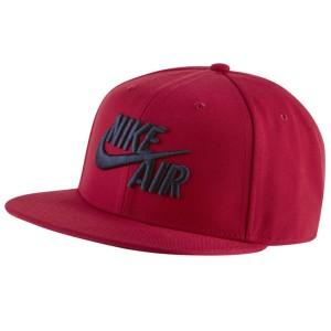 אביזרי ביגוד נייק לנשים Nike NSW PRO CAP AIR CLASSIC - בורדו