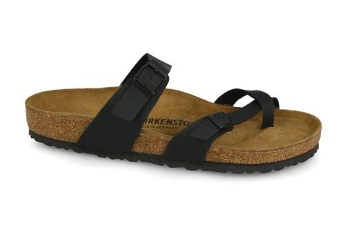 נעליים בירקנשטוק לנשים Birkenstock Flip-flop Mayari Black - שחור