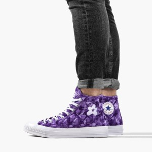 נעליים קונברס לנשים Converse x Golf Le Fleur Chuck Taylor 70 Hi - סגול