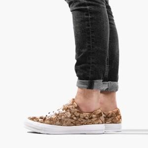 נעליים קונברס לנשים Converse x Golf Le Fleur One Star OX - ברונזה