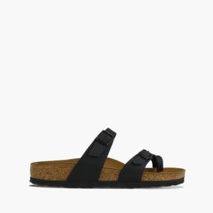 נעליים בירקנשטוק לנשים Birkenstock Mayari - שחור פחם