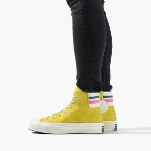 נעליים קונברס לנשים Converse Chuck 70 - צהוב