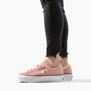 נעליים קונברס לנשים Converse Chuck Taylor One Star Platform - ורוד